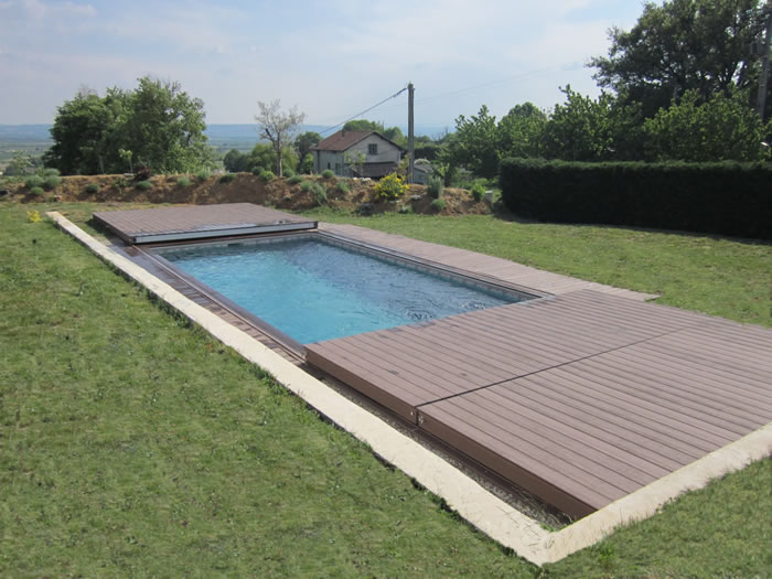 - Protection piscine amovible ...