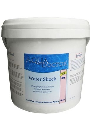 АКТИВНЫЙ КИСЛОРОД AQUADOCTOR WATER SHOCK — 5 КГ