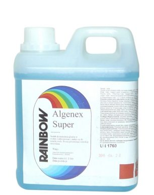 АЛЬГИЦИД RAINBOW ALGENEX SUPER (ЖИДКИЙ) – 3 Л