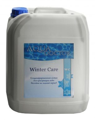 КОНСЕРВАНТ AQUADOCTOR WINTER CARE (ЖИДКИЙ) — 5 Л