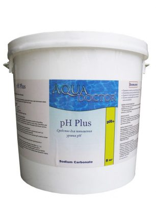 PH PLUS AQUADOCTOR (ГРАНУЛЯТ) — 5 КГ