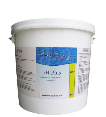 PH PLUS AQUADOCTOR (ГРАНУЛЯТ) – 5 КГ
